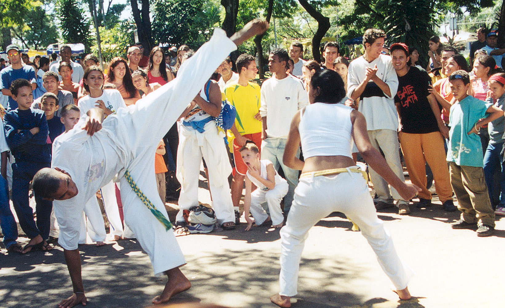 Capoeira World